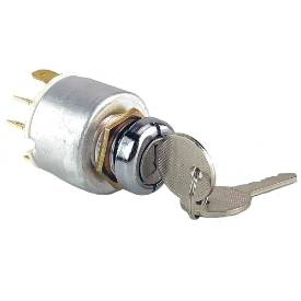 Picture of 4 position Ignition switch