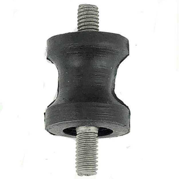 Picture of Garnrolle Gummihalterung 20mm Durchmesser x 15mm
