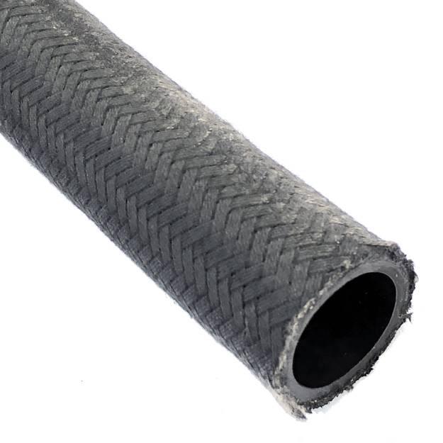"""Picture of Textilbedeckter Kraftstoffschlauch 25mm (1 """") pro Meter"""
