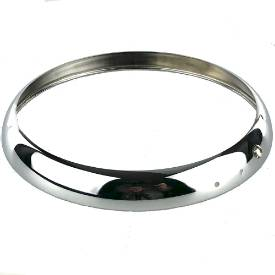 "Picture of Chrome Headlamp Rim 8 1/4"""