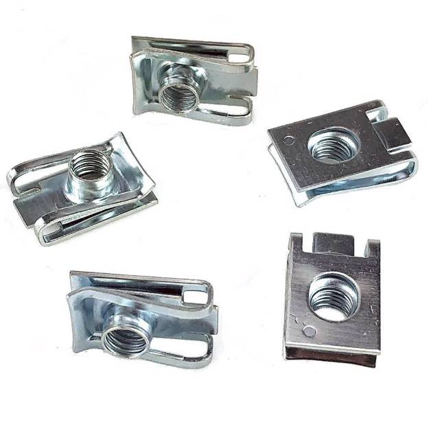 Picture of Spire Clips M8 für 4mm Panels 5er Pack
