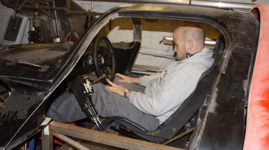 3. Cockpit Layout