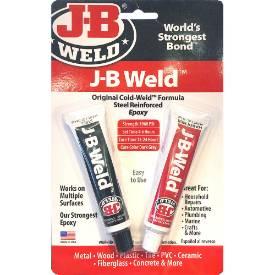 Bild von JB WELD Stahlverstärktes Epoxid