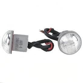 Picture of 30mm Side Repeaters Clear Lens