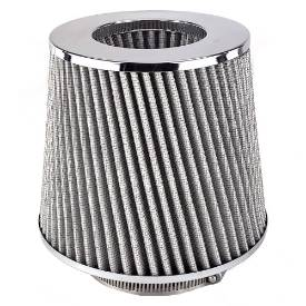 Picture of Chrome Dual Cone Air Filter