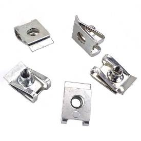 Picture of Spire Clips M4  for up to 3mm Panels Pack of 5