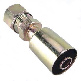 Picture of A/C #10  Crimp Hose To Compression Fitting