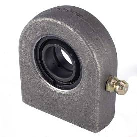 Picture of Weldable Forged Case Pillow Block 15mm