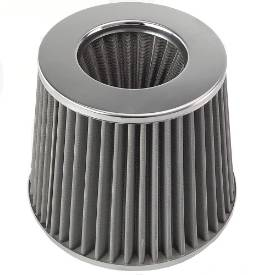 Picture of Stainless Mesh Dual Cone Air Filter