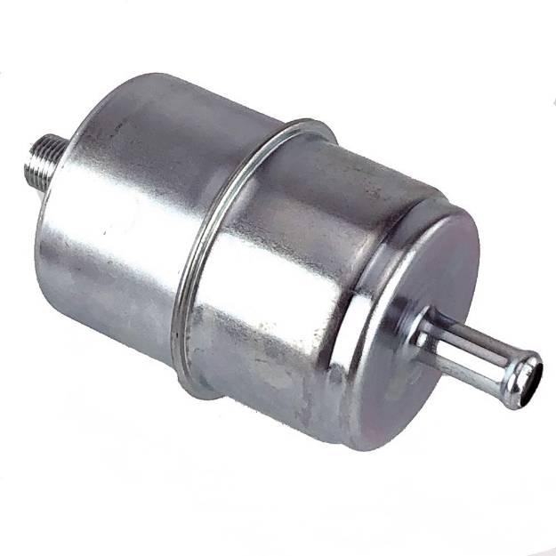 """Picture of 1/8 """"NPT bis 8mm Inline Kraftstofffilter"""