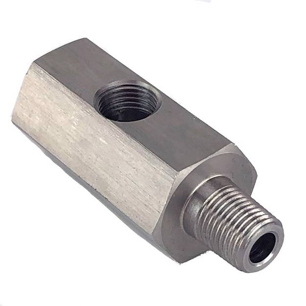 """Picture of Edelstahl 1/8 """"NPT Adapter"""