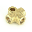 Brass Brake T Piece 3/8 UNF