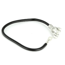 """Earth Strap 18"""" With Battery Terminal 460mm"""