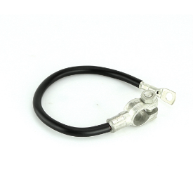 """Earth Strap 12"""" With Battery Terminal 305mm"""