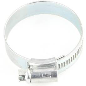 Zinc Plated Hose Clip 35 - 45mm Sold Singly