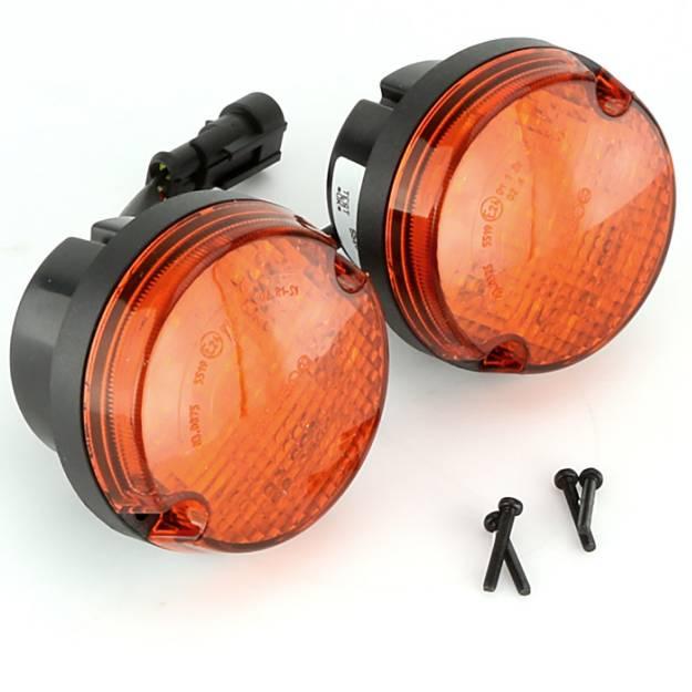 75mm Indicator Lamps Pair