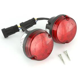 75mm LED Stop Tail Lamps Pair