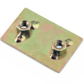 M6 Steel Mounting Plate
