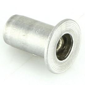 M4 Flat Aluminium Rivnuts Pack Of 10