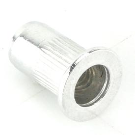 M5 Flat Aluminium Rivnuts Pack Of 10