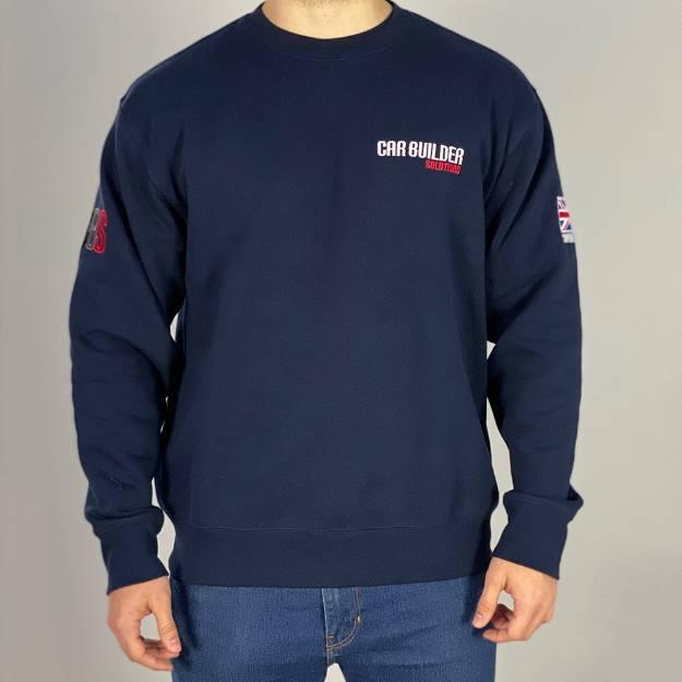 Deep Navy Sweatshirt