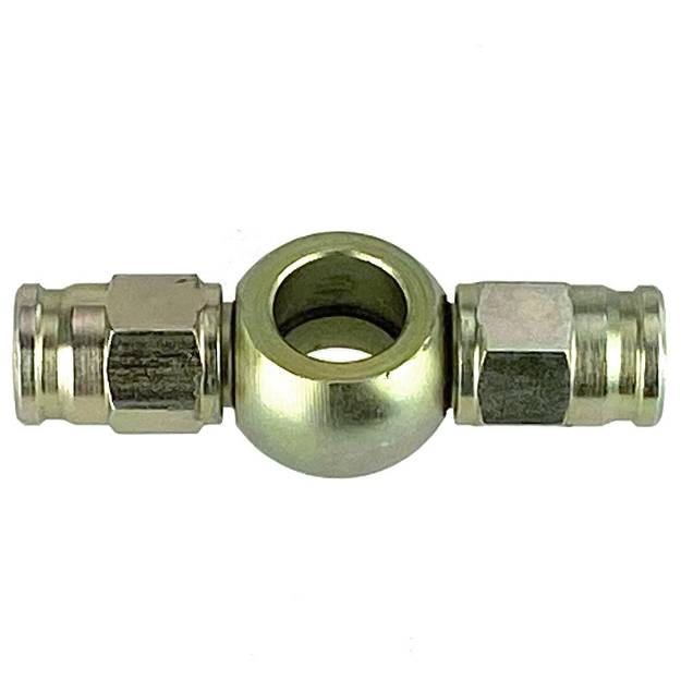 "Picture of Double Hose Banko For 10mm or 3/8"" Banjo Bolt"
