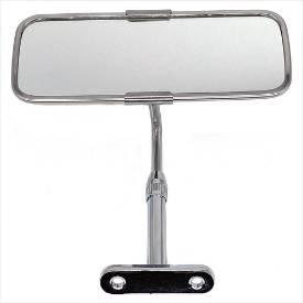Bild von Classic Stainless Adjustable Height Interior Mirror