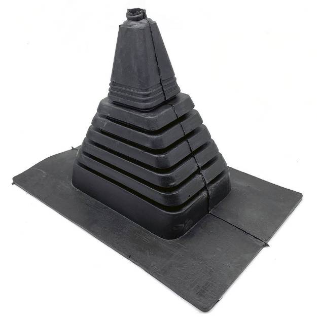 Picture of Universal Convoluted Rubber Gear Gaiter 150mm