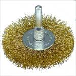 Picture of Wire Wheel Brush Set With Mandrels