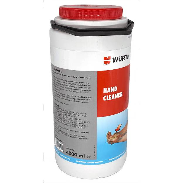 Picture of Hand Cleaner 4 litre Tub