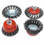 Picture of Wire Cup and Wheel Brush Set For Angle Grinder