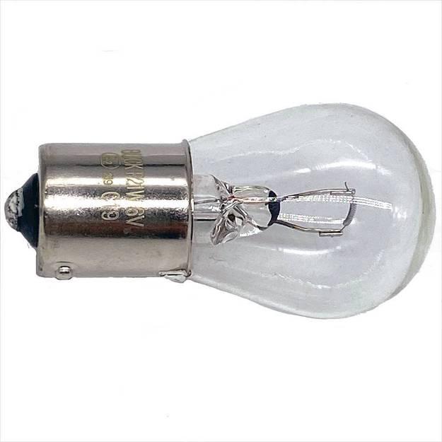Picture of 6 Volt 21 Watt Single Filament Bulb