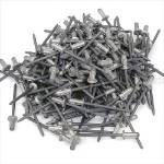 Picture of 3mm x 8mm Dome Head Aluminium Rivets Pack of 200 NEW OLD STOCK