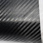 Picture of Strukturierte Vinylfolie mit Kohlefaser-Effekt, selbstklebend pro Meter