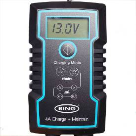 Picture of 12V Smart Battery Charger / Maintainer