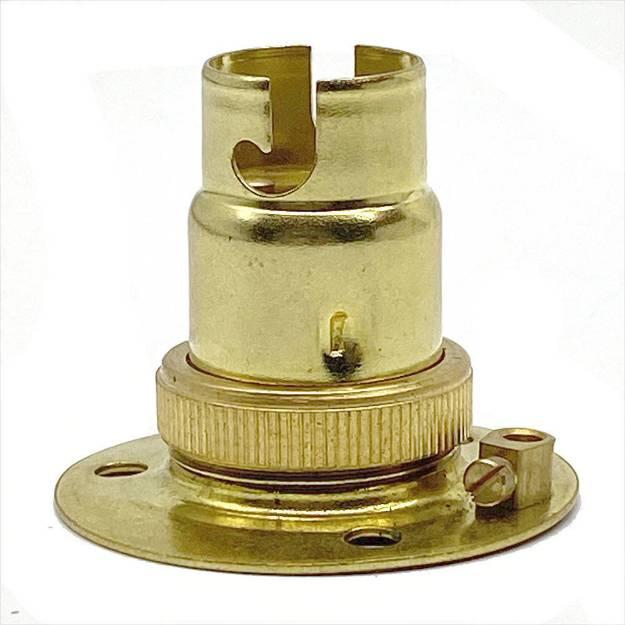 Picture of Brass Batten Type Bulb Holder