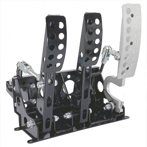 Picture of Pedal Box for Cable Clutch or Hydraulic Clutch
