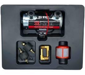 Bild von Facet Cylindrical Red Top 'Works' Fuel Pump Kit