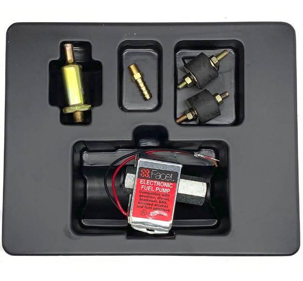 Picture of Facet Solid State Cube Fast Road Fuel Pump Kit