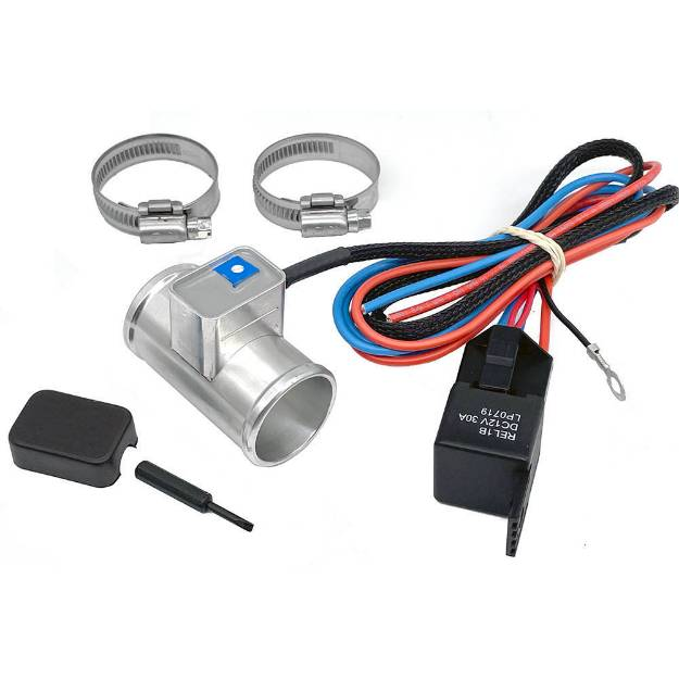 Picture of Electronic Inline Fan Controller With Relay For 32mm ID Hose