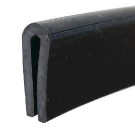 Picture of 21mm x 7mm Rubber U Channel