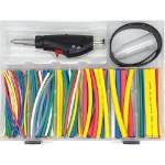 Picture of 162 Piece Heatshrink Kit With Gas Torch