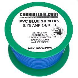 Bild von 8 Amp Einzeln 6m Blau