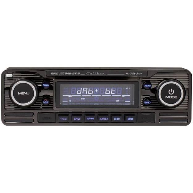 Picture of Classic Style DAB FM Radio Black Facia