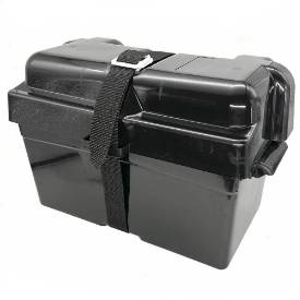 Bild von Extra Large Moulded ABS Battery Box