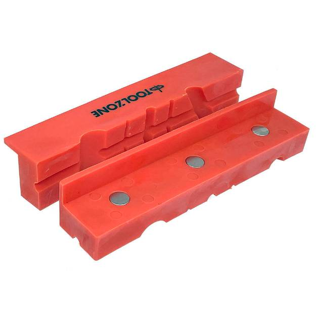 Picture of Magnetic Soft Vice Jaws 150mm